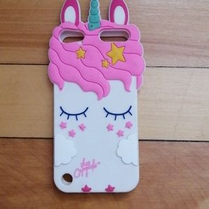 Accessories - IPod 6s unicorn phone case